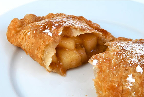 Old Fashioned Fried Apple Pie Filling