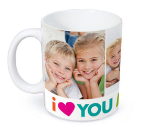 I Heart Mom 11oz Mug