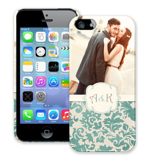 Vintage Romance iPhone 5s Case