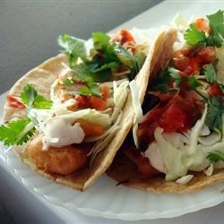 Post image for Fish Tacos