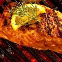 Post image for Grilled Salmon