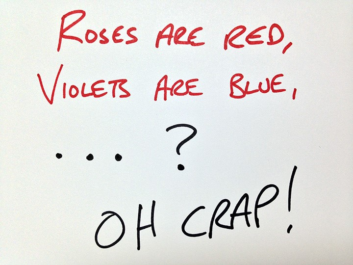 Love Poems What to write in your Valentines Day Card – What to Write on Valentine Card